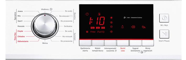 amica 8 kg a xl w schetrockner w rmepumpentrockner kondens trockner display ebay. Black Bedroom Furniture Sets. Home Design Ideas