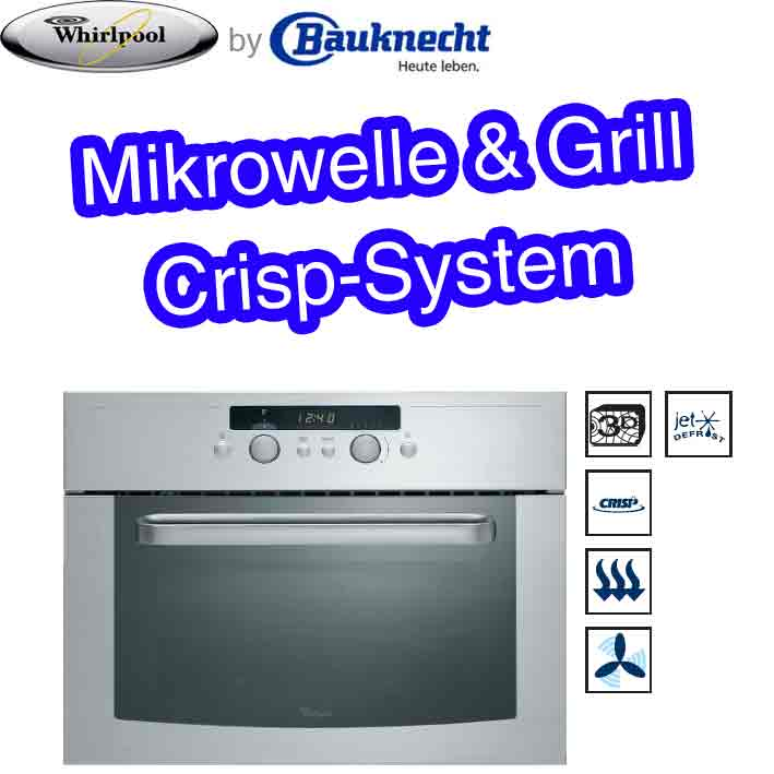 Whirlpool amw 520 ix einbau mikrowelle mikrowellenherd - Whirlpool einbau ...