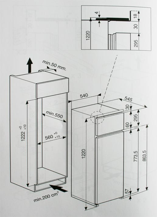 kuhl gefrierkombination integrierbar angebote auf waterige. Black Bedroom Furniture Sets. Home Design Ideas