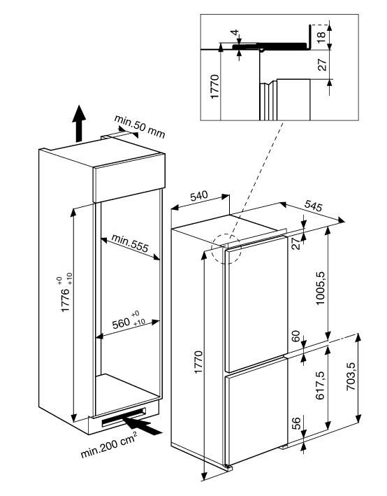 bar k hlschrank tracie a weeks blog. Black Bedroom Furniture Sets. Home Design Ideas