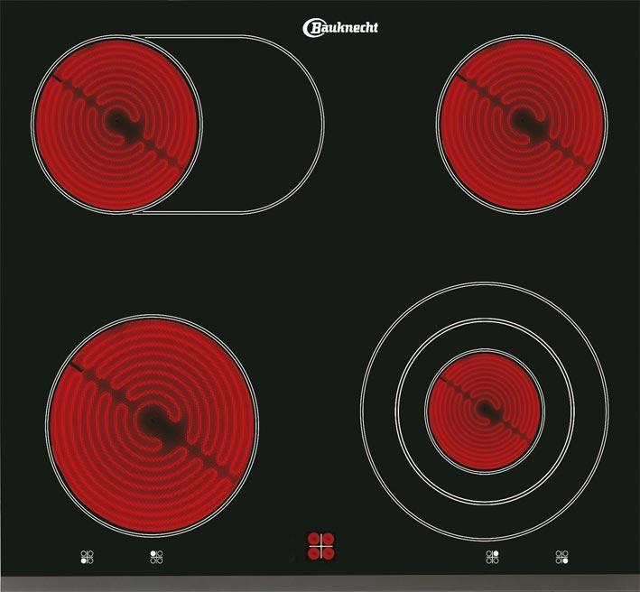 bauknecht emvd 7265 in epv 7640 in edelstahl umluft herdset dreikreis grill ebay. Black Bedroom Furniture Sets. Home Design Ideas