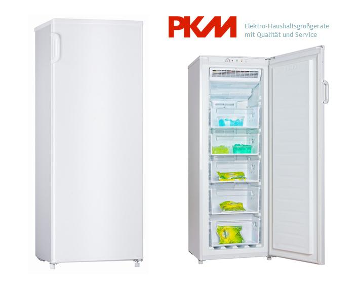 pkm a no frost stand gefrierschrank tiefk hlschrank. Black Bedroom Furniture Sets. Home Design Ideas