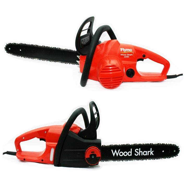 flymo wood shark 2200 elektro kettens ge motors ge oregon husqvarna 2200 watt ebay. Black Bedroom Furniture Sets. Home Design Ideas