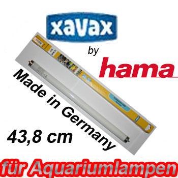Xavax By Hama Aquarium Leuchtstoffr 214 Hre T8 15 W 438 Mm Neu