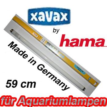 Xavax By Hama Aquarium Lampe R 214 Hre T8 18 W 590 Mm G13 Neu