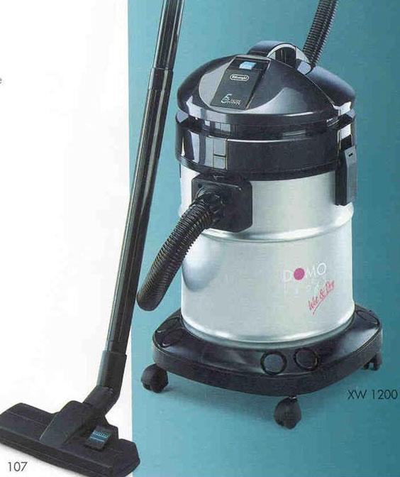 delonghi xw 1200 md nass trocken sauger nasssauger. Black Bedroom Furniture Sets. Home Design Ideas