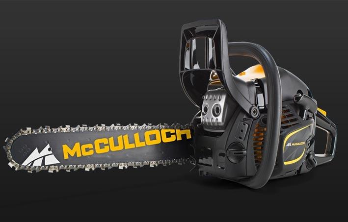 mcculloch cs 450 elite motorkettens ge benzin kettens ge motors ge by husqvarna. Black Bedroom Furniture Sets. Home Design Ideas
