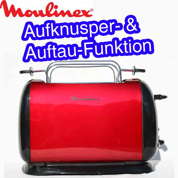 moulinex subito lt121530 toaster rot schwarz mit br tchenaufsatz ebay. Black Bedroom Furniture Sets. Home Design Ideas